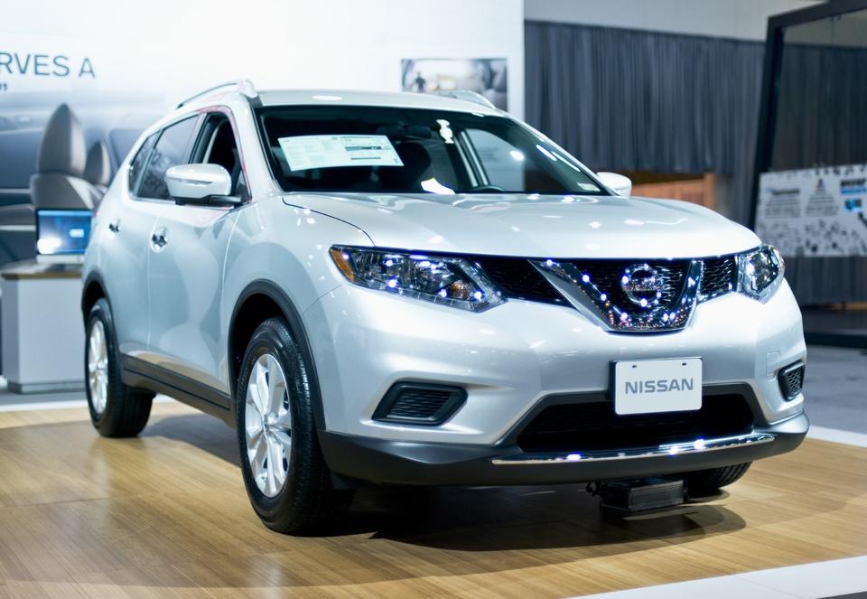 Nissan,2014 Houston Auto Show