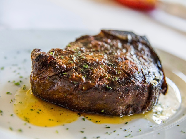 Steak 48 bone-in filet mignon