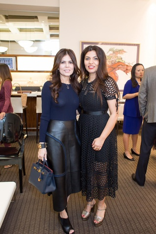 International Soiree Kickoff, Habiba Dhanani, Mona Khan