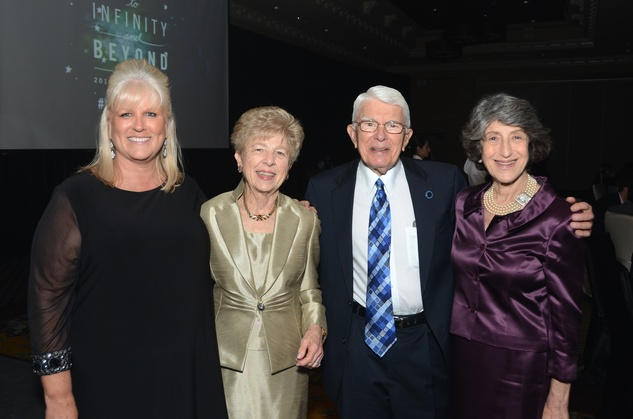 News, KIPP Academy gala, April 2015, Linda Theret, Laurie Boniuk, Milton Boniuk, Carol Musher