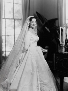 Rienzi wedding gowns, March 2013, Isla Carroll Cowen, 1957