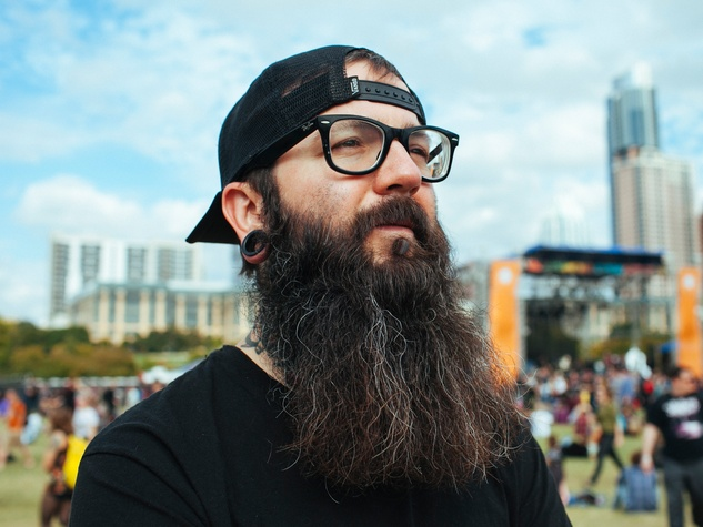 Fun Fun Fun Fest 2013 Best Beards in Austin Michael Williams