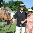 5 Houston Health Museum Young Professionals polo May 2013 Will Flanders and mom Barlee Flanders