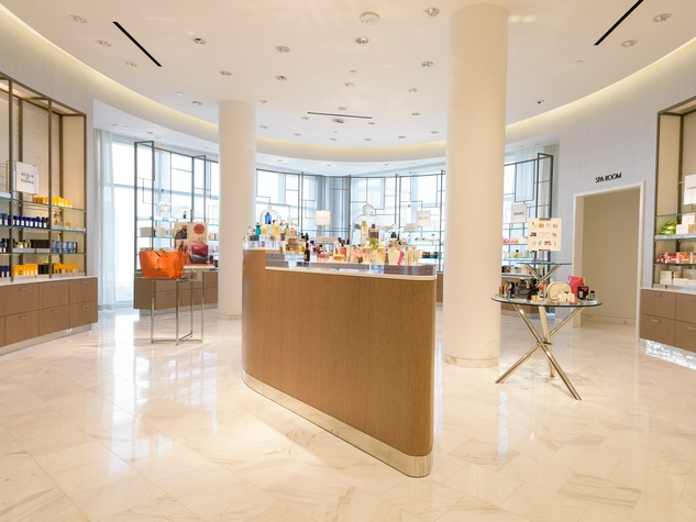 Neiman Marcus Fort Worth, fragrance room