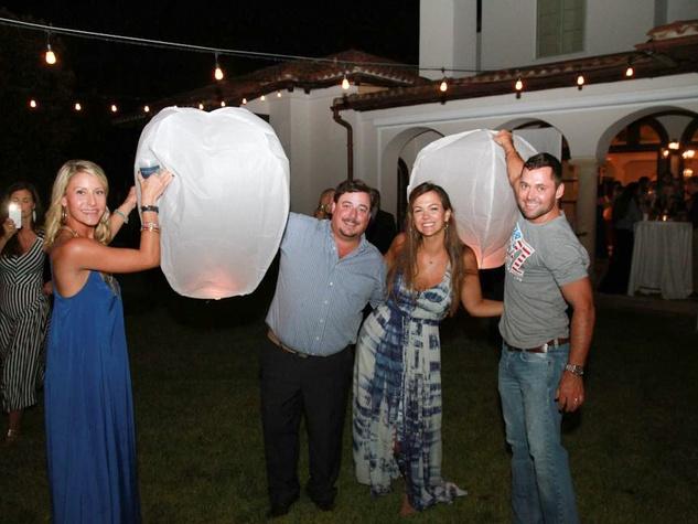 Heroes Rise Fundraiser 2014 in Austin Weston Lipscomb, Paul Gregory, Kathleen Seiders, Seth Belisle