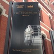 Banner Outside the Park Avenue Armory HGO The Passenger party in NYC July 2014