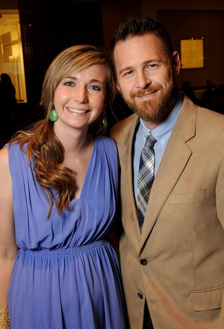 News, Shelby, Decorative Center Houston Awards, April 2015, Kate and Grant Duckworth