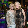 24 Madelyn Farris, left, and Pat Breen at the St. Thomas Mardi Gras Gala February 2015