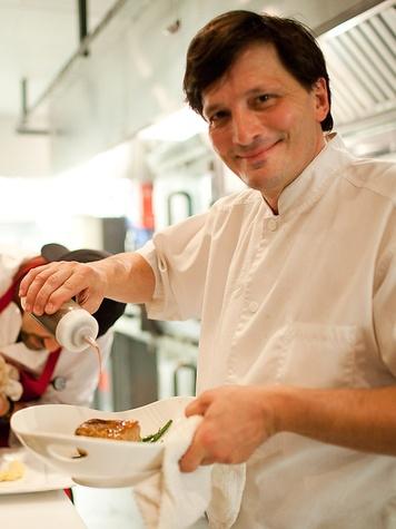 L'Olivier restaurant & bar, Olivier Ciesielski