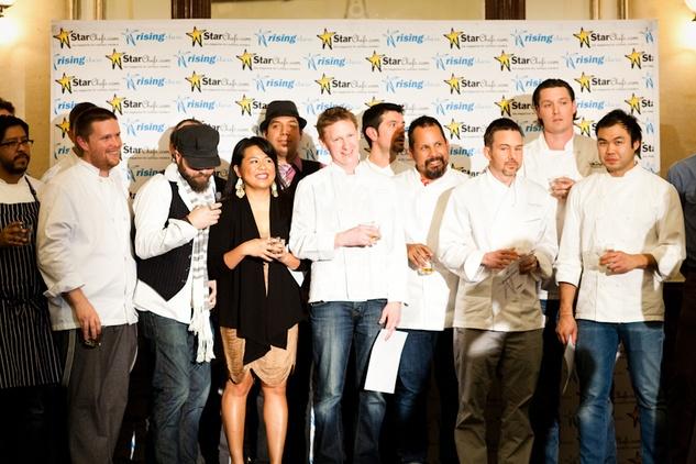 Austin Photo Set: News_Jessica Dupuy_starchefs_awards_feb 2012_chefs1