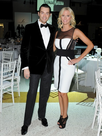 Chuck Steelman, Katy Messersmith, FGI Dallas Night of Stars Gala