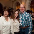 399 Mary Gracely, from left, Nancy Calles and Dr. Mark Kline at Texas Children's event November 2013