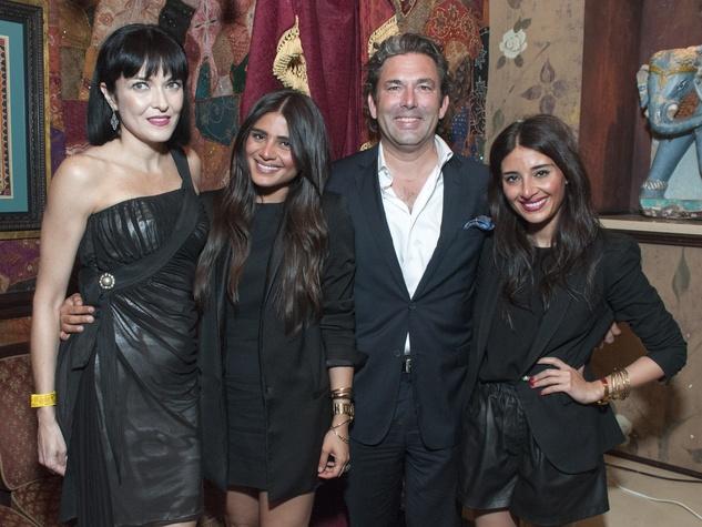 9 Houston Little Black Dress Designer fashion show May 2013 Carmen Ibarra, Sarah Jawda, Jared Lang, Saba Jawda