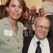 Wendy Craven and Elliot Gershenson at the Galveston Bay Foundation luncheon