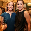 15 Kate Walters, left, and Leslie Strauss at the Citizen Schools luncheon