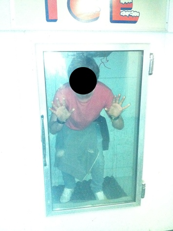 Icebox astrodome photo