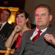 Lauri and Jeff Mauldin at Catwalk for a Cure November 2014