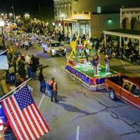 City of Bastrop presents Bastrop Lighted Christmas Parade