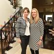 News, Children's Assessment Center tea, Dec. 2015,   Lauren Maloy and Elaine Stolte