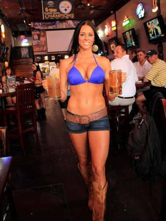 The Breastaurant Invasion Bounces Along From Bone Daddy S