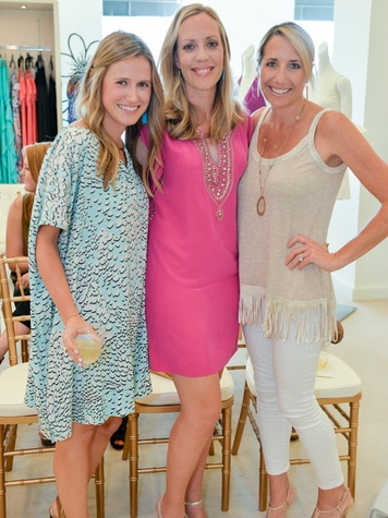 Lauren Connell, Brittany Gaskill, Stacy Mullikin, TOOTSIES Top Blogger