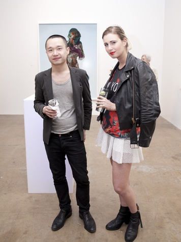 Allyson Shiffman and Fan Zhong