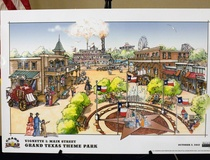 Eric Sandler: New AstroWorld promises five roller coasters and no Disney price gouging: Houston theme park takes shape