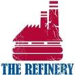 The Refinery, logo, hamburgers, burgers, whiskey