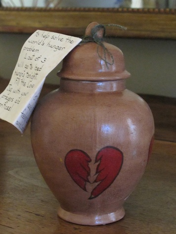 1 Katie Oxford December 2013 Love jug