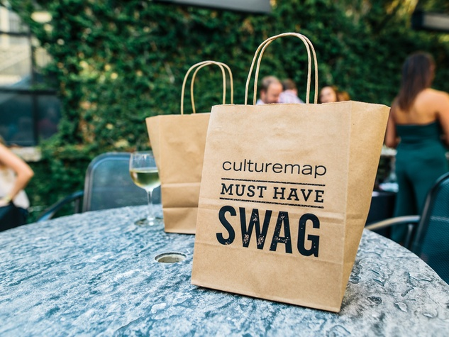 CultureMap Austin Social: Style Edition at the Belmont CultureMap Must Have Swag