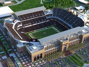 Texas A&amp;M Kyle Field renovation plan May 2013