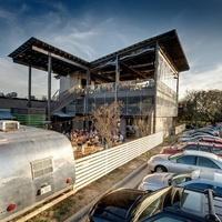 Austin Photo Set: News_Cathi Rustmann_Take a break from Turkey_Nov 2011_reds porch