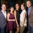 Kevin Hopper, Jose Valderes, Susan Amassyali, Alexis Neisler, Maxim Lamarre at Bubbly Q