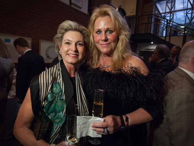Carla Thompson and Renée Walsh, TBT Gala 2018