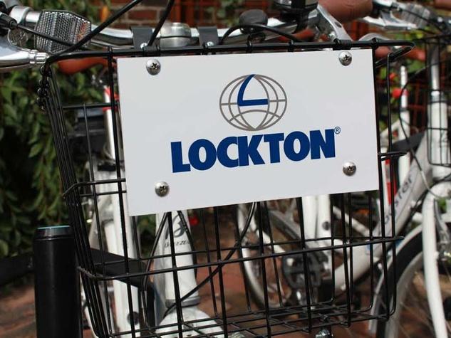 Zagster bike sharing for Lockton Companies