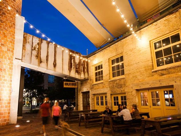 Boiler House Restaurant San Antonio
