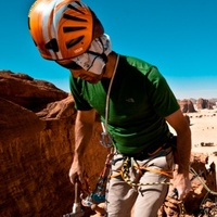 """The North Face Speaker Series: Rock Climber Mark Synnott on """"Life on the Vertical"""""""