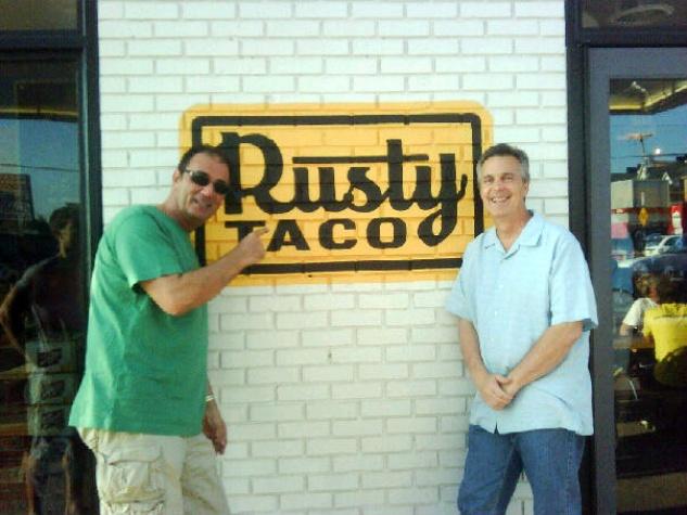 Rusty Fenton, Rusty Taco