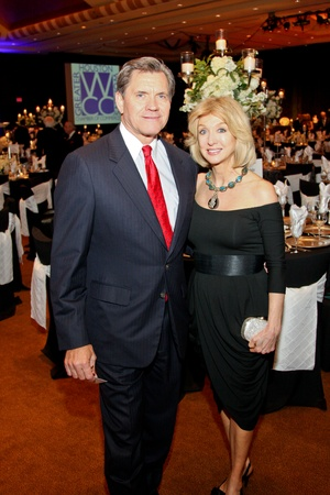 Greater Houston Women's Chamber of Commerce Gala, December 2012, Henry Hagendorf, Beth Young