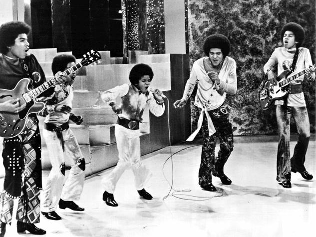 Michael Jackson 5 five