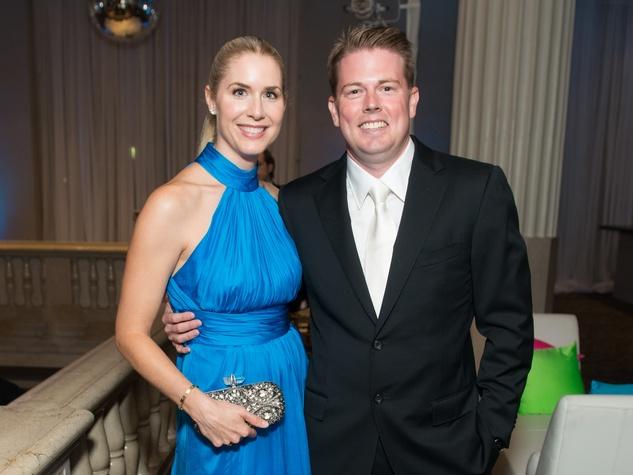 15 Audrey and Brandon Cochran at Houston Symphony Opening Night Gala September 2014