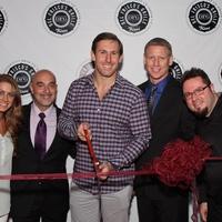 1, Del Frisco's Grille VIP party, March 2013, Angela Mecca, Arthur Mooradian, Owen Daniels, Scott Sieck, Chef Jeff Taylor