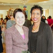 9 Ginni Mithoff, left, and Sharon Owens at the RFS Blue Plate Special Cafe November 2013