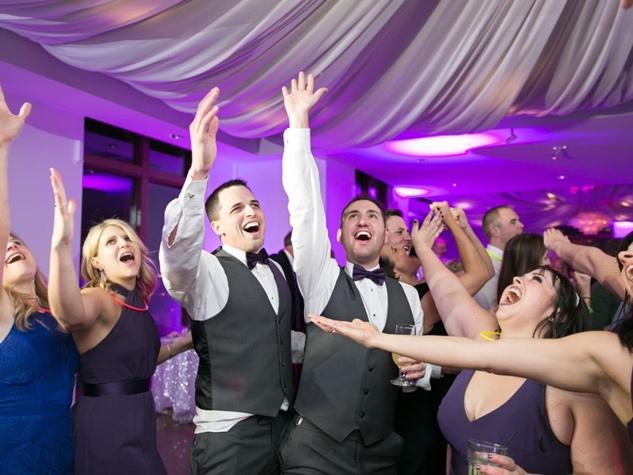Upshaw wedding, dance floor