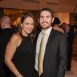 Elyse Powers and Jeff Rhodes at the Medical Bridges Gala September 2014