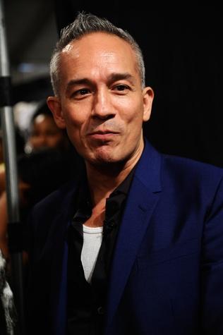 Cesar Galindo, fashion week Sept 2013