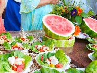 Austin Photo Set: News_McGinnis_watermelon throwdown_July 2011_watermelon