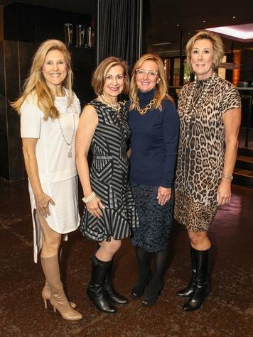 Beth Ann Haber, Sharon McNearney, Maureen Hafertepe, Karen Carney