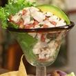 Fonda San Miguel seafood ceviche