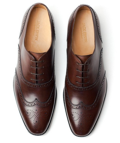 Jack Erwin Adam Wingtip Oxford
